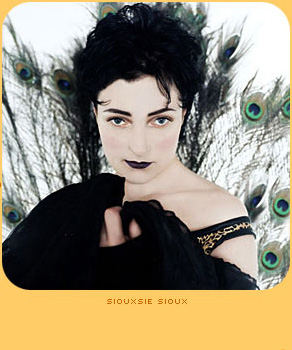 Siouxsie & The Banshees - Wheels On Fire