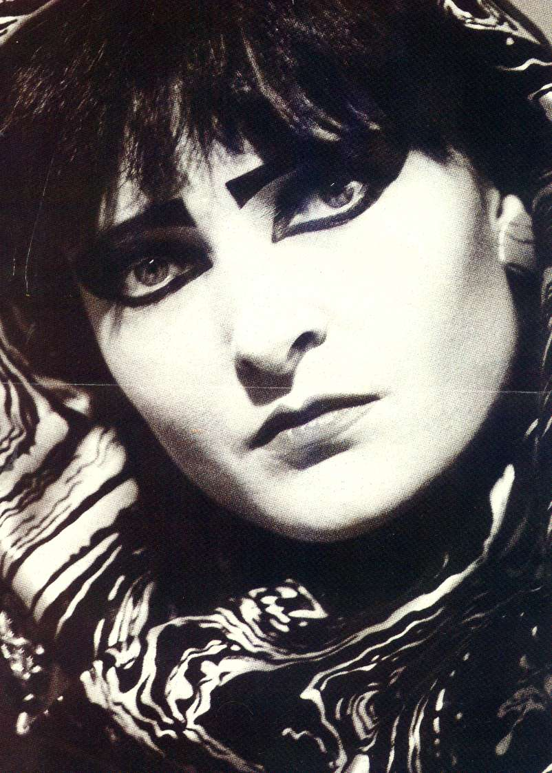 Siouxsie & The Banshees - Face To Face